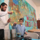 Chabad Briarcliff Hosts Course On Strength, Struggle
