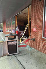 Car Crashes Into Yorktown CVS, Injuring Five