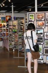 Pleasantville High Students Exhibit Artwork
