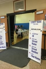 State To Audit Presidential Primary Voting At Polling Place In Greenwich