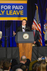 State Assembly Passes Paid Leave After Governor's Push