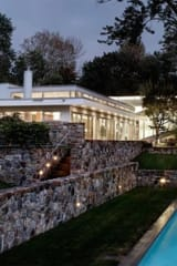 $6M Mid-Century Modern Manse On The Market In New Canaan