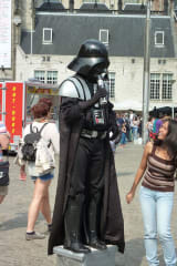 May The Force Be With You On National Star Wars Day, Mount Kisco