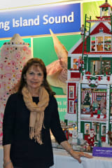 Norwalk Woman Finishes Fifth In Maritime Aquarium Lighthouse Contest