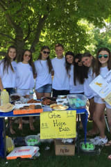 Briarcliff's Pediatric Cancer Foundation Club Gives Back