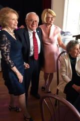 Bronxville Womens Club Honors Clara Sorensen, Anthony And Margaret Colavita