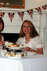 Enjoy Valentine's Tea At Darien Community Association