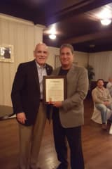Harrison's Former Football, Baseball Coach Honored For 30 Years Of Service
