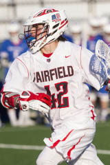 Fairfield U Lacrosse Clinches Share Of Title As Rookie Sets Record