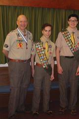 Goldens Bridge Troop Members Earn Eagle Scout Awards