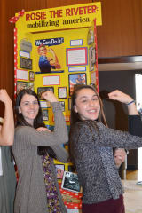 Wilton History Club Students Honored In Connecticut History Day Contest