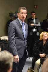 Malloy Takes On Budget Cuts In Town Hall-Style Meeting In Stamford