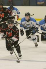 Hockey Fans Get Friday Night Treat As Area's Top Varsity Teams Light Up Ice