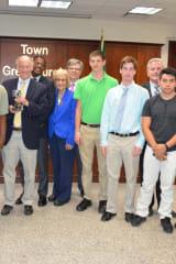 Greenburgh Honors BOCES Carpenters