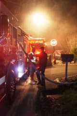 Mahopac Falls FD Quickly Responds To Lake Secor House Fire