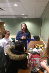 Warde Senior Leads Kids On A Healthy Trail At Fairfield Library