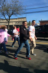 Walk A Mile In Her Shoes Steps Off In Fairfield To Raise Awareness