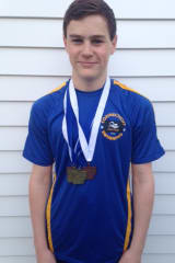 Star Wilton Y Wahoo Swimmer Rory Hess Makes The Butterfly His Own