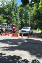 Westover Road In Stamford Closed For Construction