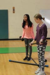Irvington Students Work Up A Sweat During Boot Camp