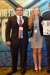 Ossining Students Win At Intel ISEF Competition