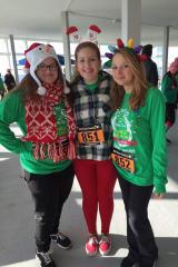 Fairfield Residents Help Raise $25K In Jingle Bell Run To Fight Arthritis
