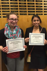 White Plains Science Students Recognized