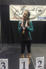 Armonk Gymnast Wins Competition At Disney's ESPN Wide World Of Sports