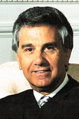 Retired Justice Louis A. Barone, 86, Of Scarsdale