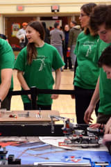 Sleepy Hollow Middle School Site Of Lego League Robotics Competition