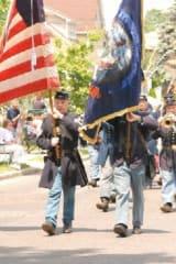 Darien Police Warn Of Traffic Delays During Memorial Day Parade