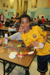 Irvington Students Take Part In Global School Play Day