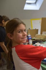Main Street Students Construct Buildings Inspired By Mexican Architecture