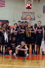 Rye Falls To Mamaroneck In Double OT in Tigers Boys Basketball Tournament