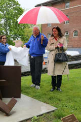 Mamaroneck Unveils Village's First Public Sculptures