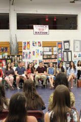 Eastchester High Students Inducted Into The National Art Honor Society
