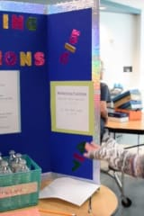 Sixth-Graders At Pierre Van Cortlandt MS In Croton Organize Fraction Fair