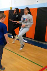 Croton-Harmon Eighth-Graders Share Health Tips With Younger Peers