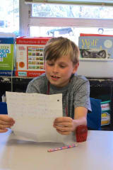 Croton-Harmon Students Share Poems In Their Pockets