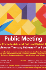 Public Input Sought On New Rochelle Arts & Cultural Plan