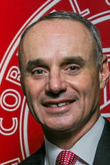 Tarrytown's Manfred Snags Top Cornell Alumni Award As Baseball Commissioner