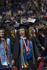 Sacred Heart University Celebrates Its 50th Commencement