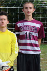 Soccer Players From Danbury's Wooster School Named To All-State Team