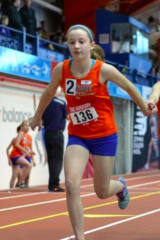 Danbury Flyers Run Well At Youth Track Meets