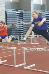 Danbury Flyers Pile Up Medals At 2 Indoor Track Meets