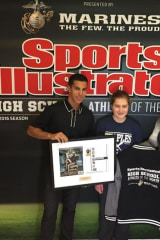 Staples Top Runner DeBalsi Named Athlete Of The Month By Sports Illustrated