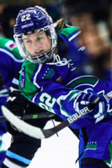 Stamford's Danielle Ward Named NWHL Player Of The Week