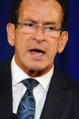 Malloy Looks To Ban Gun Possession In Restraining Order Cases