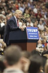 Westchester Estate Owner Donald Trump Holds Lead As Iowans Caucus