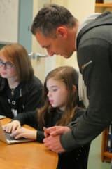 Norwalk Student Helps Create Winning Design At 48-Hour Hackathon